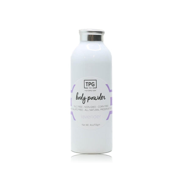 Body Powder For Baby (Or You) - Lavender