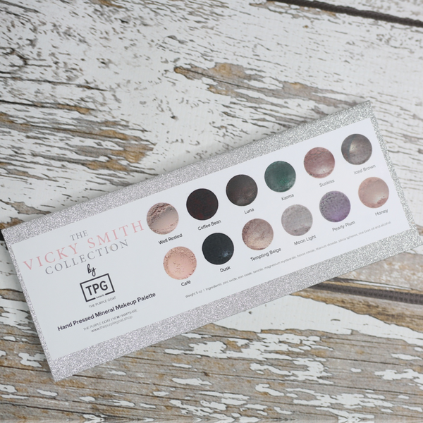 <3 The Vicky Smith Collection Palette <3