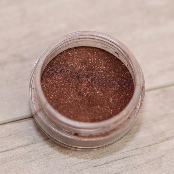 Mineral Eye Shadow Shimmer Powder (Swiss Java)