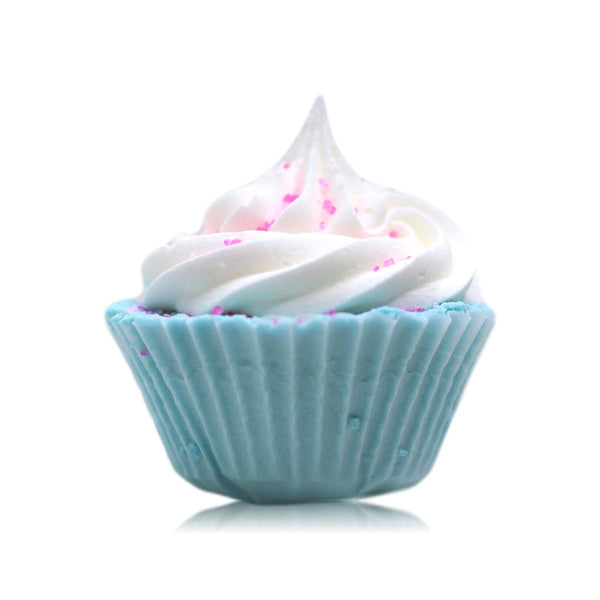 Bath Bomb Cupcakes - Cotton Candy