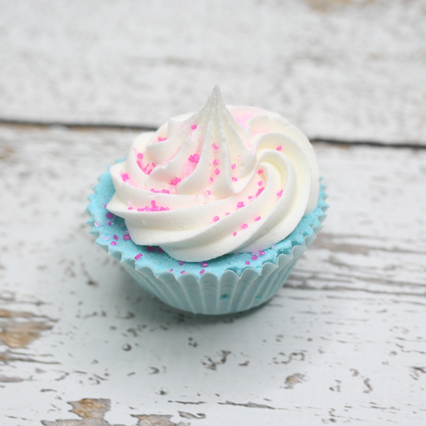 4-Pack Bath Bomb Cupcakes