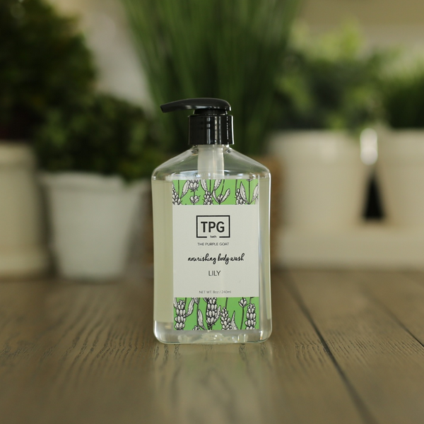 Nourishing Body Wash - Lily