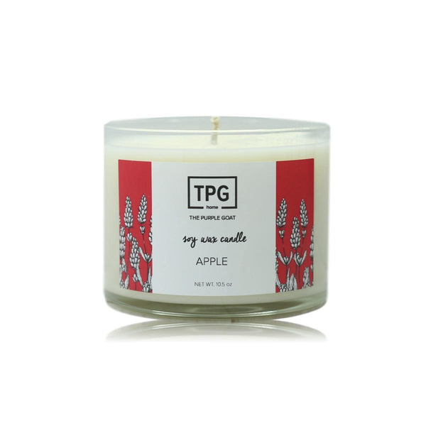 Soy Jar Candle - Apple