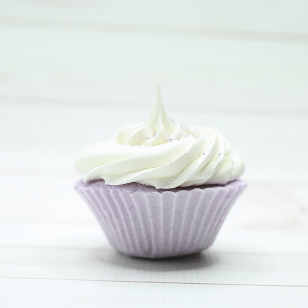 Sweeten Up Bath Time By Adding One of Our Bath Bomb Cupcakes To Your Tub
