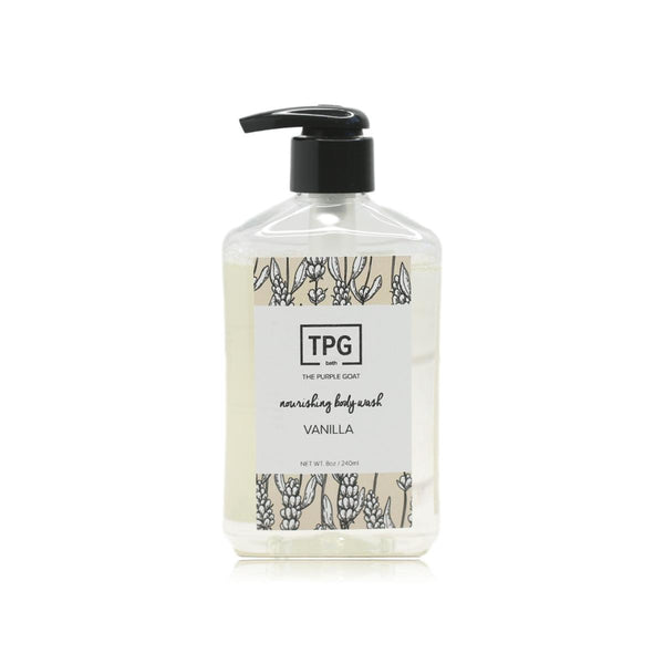 Nourishing Body Wash - Vanilla