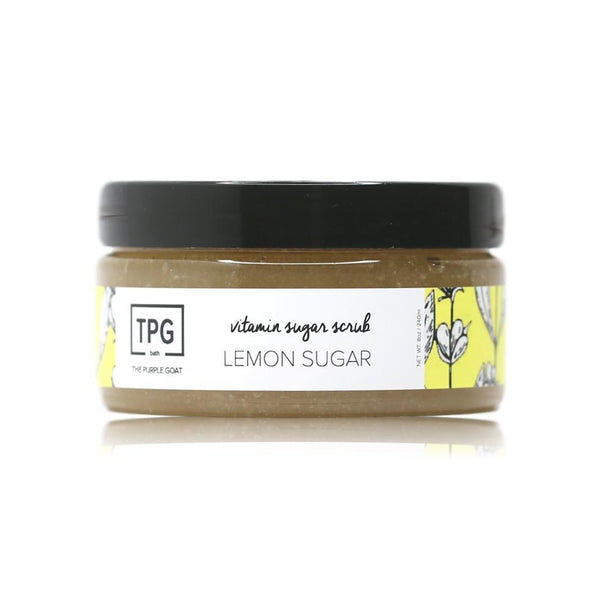 Vitamin Sugar Scrub - Lemon Sugar