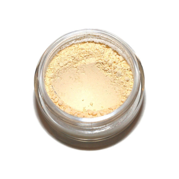 Color Corrector Concealer Mineral Powder (Yellow)