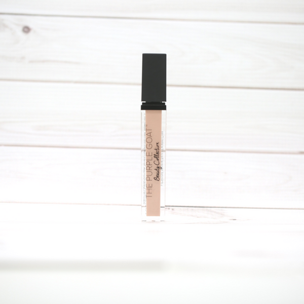 Mineral Lip Gloss - Nude Shimmer