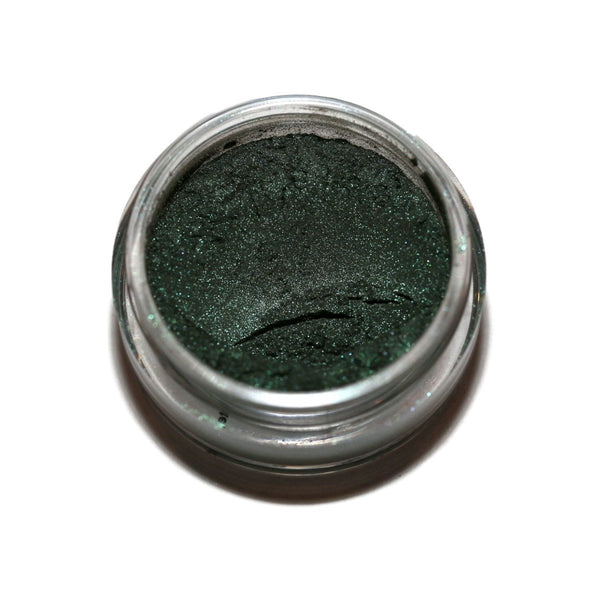 Mineral Eye Shadow Shimmer Powder (Emerald Green)