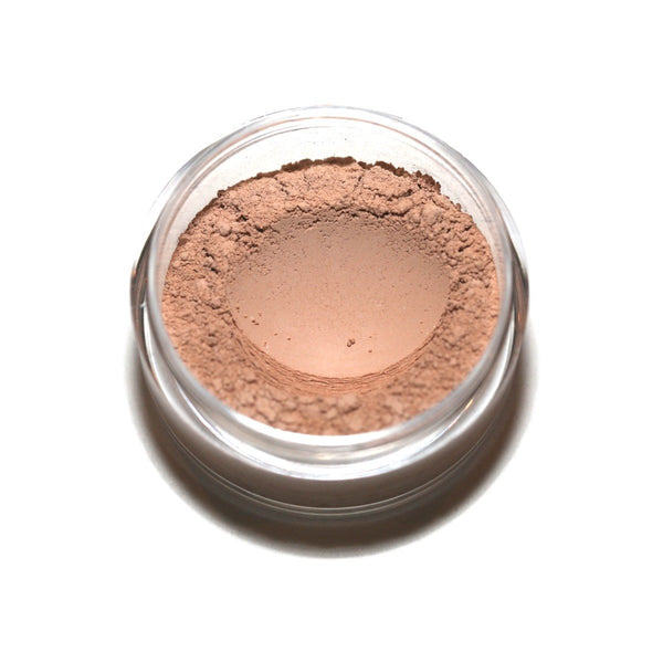 Full Coverage Matte Finish Foundation Loose Mineral Powder (Medium)