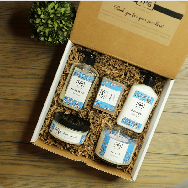 The Coconut Collection Gift Set