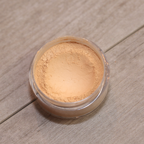 Sheer Coverage Foundation Loose Mineral Powder (Wheat)