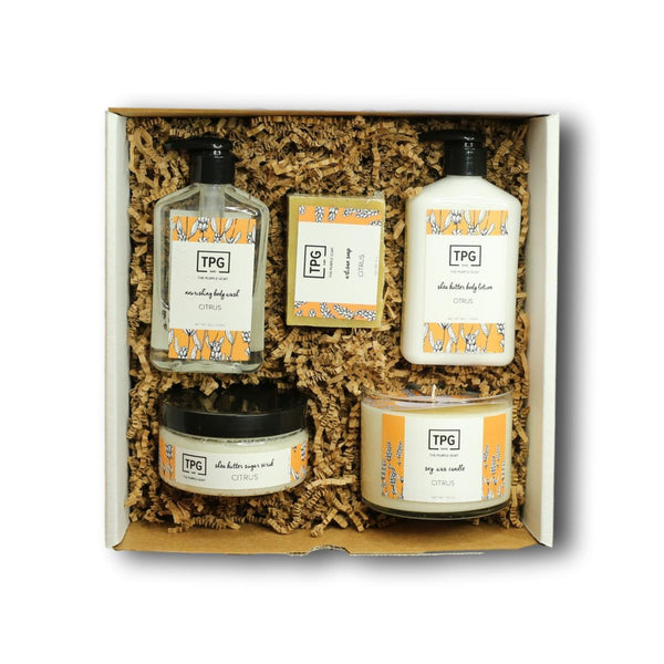 The Citrus Collection Gift Set
