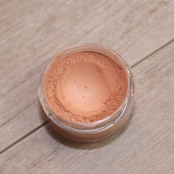 Sheer Coverage Foundation Loose Mineral Powder (Sunkissed)