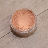 Sheer Coverage Foundation Loose Mineral Powder (Honey)
