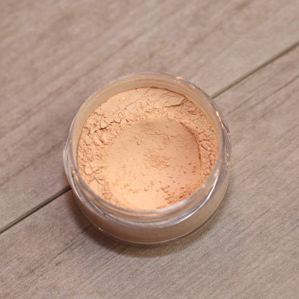 Sheer Coverage Foundation Loose Mineral Powder (Butternut)