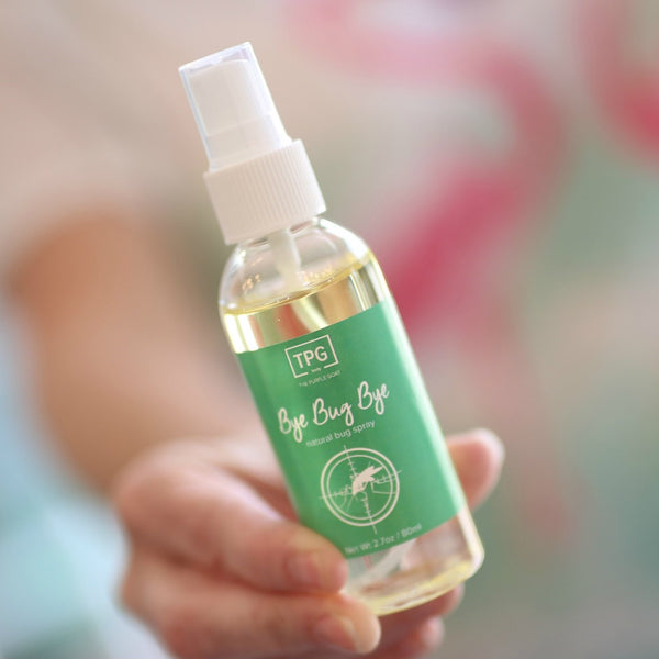 Bye Bug Bye - Natural Bug Spray