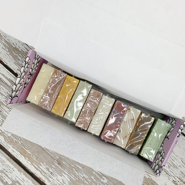 10 Bar Soap Gift Box