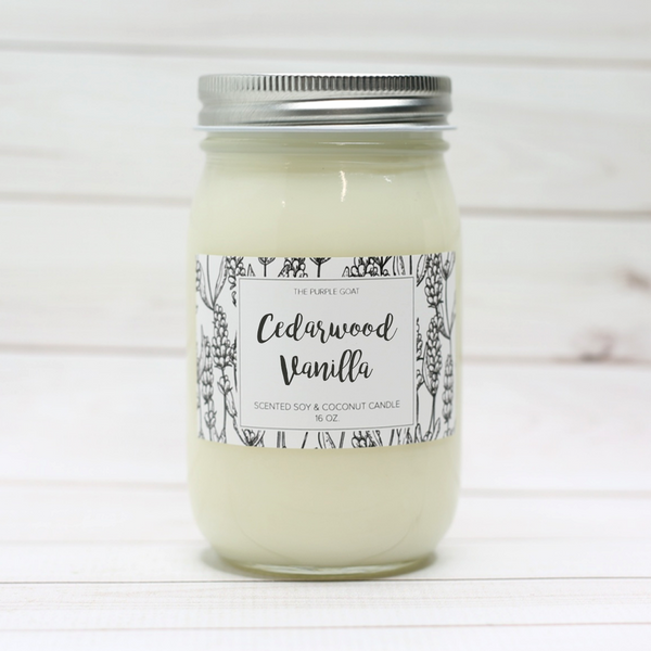 Brighten, Style and Add Scent to Your Home With Our Natural, Hand Poured Soy Candles
