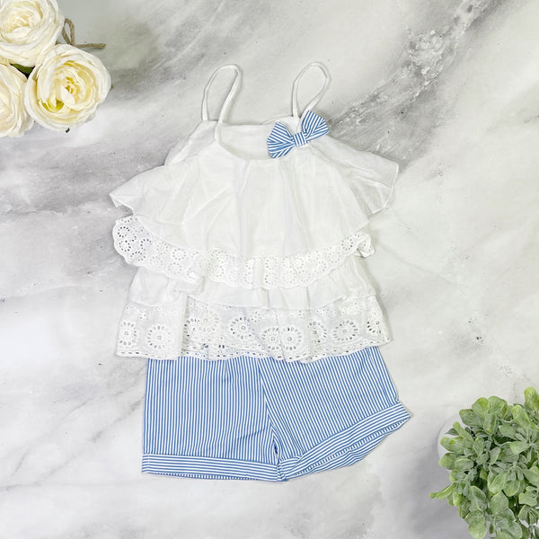 Sailor Shorts Set