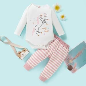 Mary Magic Pants Set