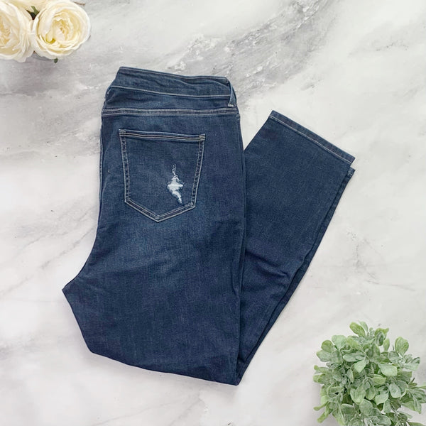 Gunny Mid Rise Jeans