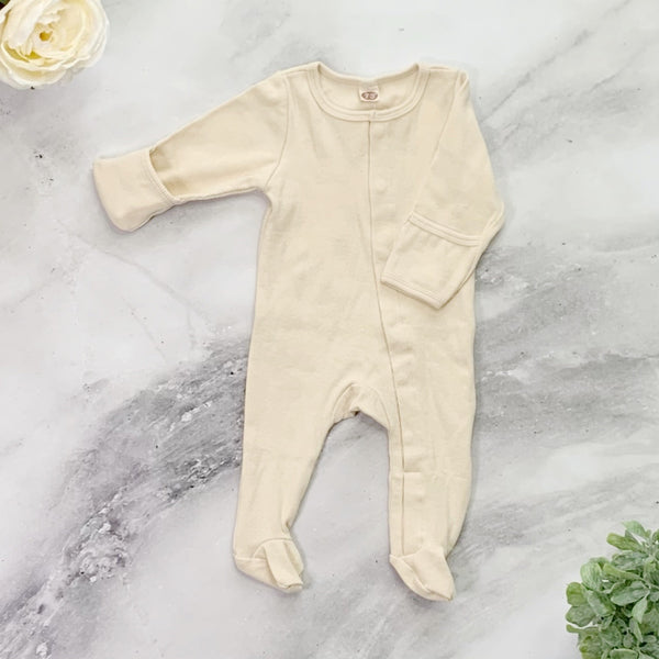 Julia Jumpsuit - Beige