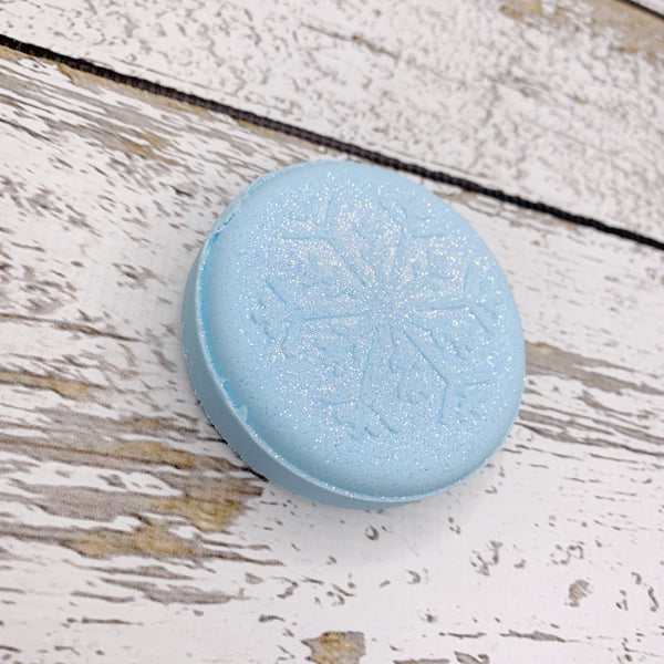 Snowflake Bath Bomb - Aspen Winter