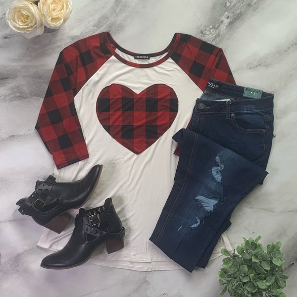 Plaid Crazy For You