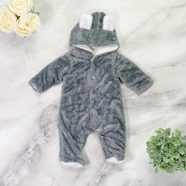 Hope Jumpsuit - Grey