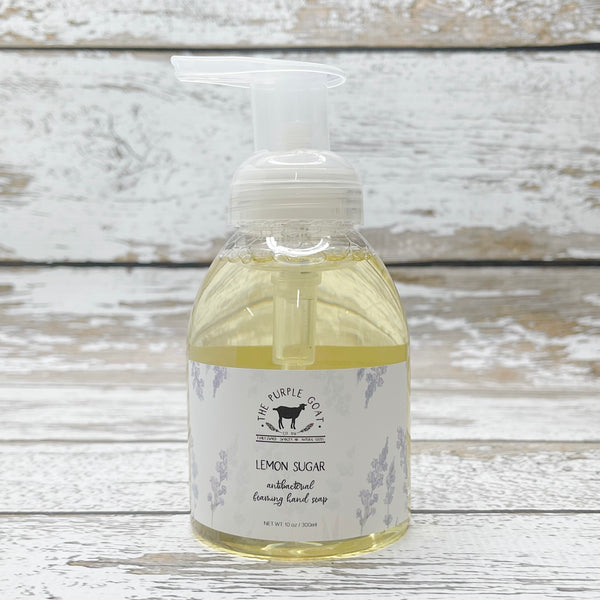 Antibacterial Foaming Hand Soap - Lemon Sugar