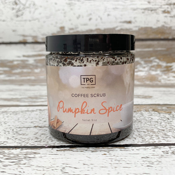Coffee Scrub - Pumpkin Spice