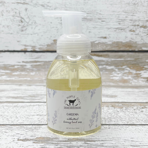 Antibacterial Foaming Hand Soap - Gardenia
