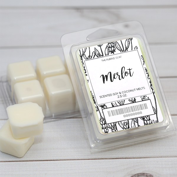 Use our Coconut & Soy Wax Melts to Add Natural Fragrances to Any Room in Your Home