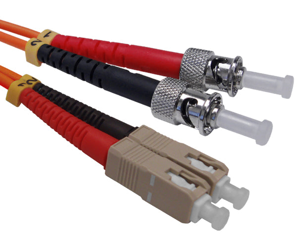 SC to ST Patch Cords