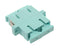 SC/PC Duplex 10GB Multimode Fiber Adapter/Coupler