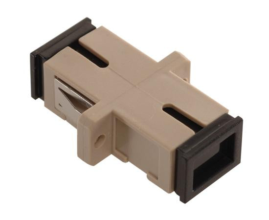 SC/PC Simplex Multimode Fiber Adapter/Coupler