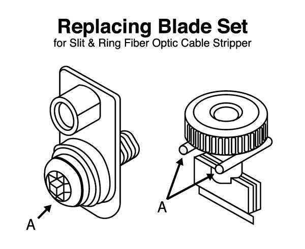 Stripper Replacement Blade Instructions