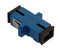 SC/UPC Simplex Single Mode Fiber Adapter/Coupler