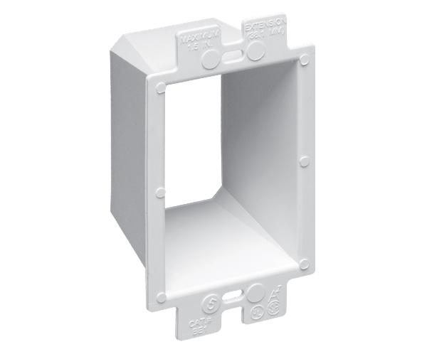 Drywall Mounting Bracket Box Extender