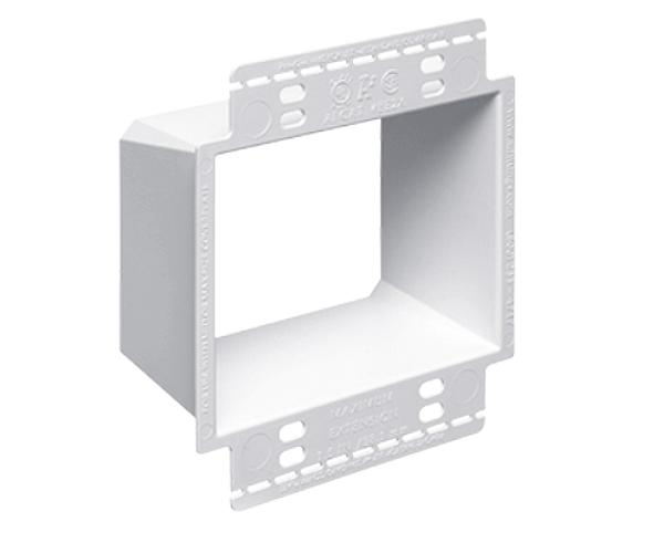 Drywall Mounting Bracket Double-Gang