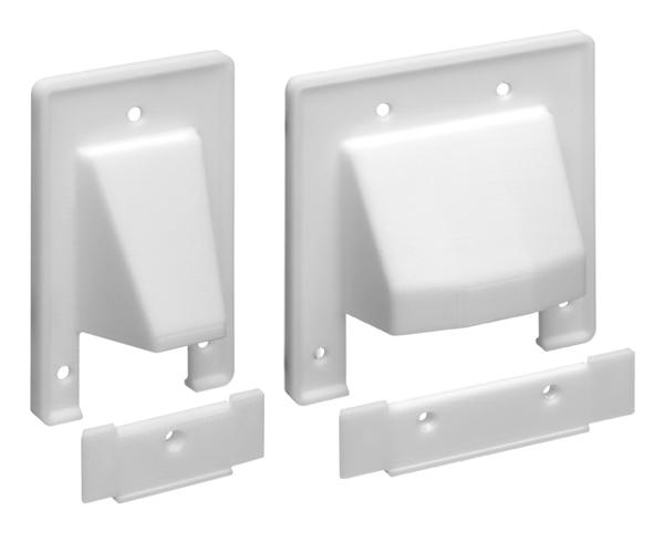 ™The SCOOP™™ Entrance Plate with Removable Lower Plate
