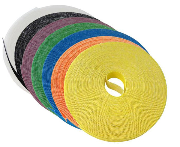 "RipWrap, Hook and Loop Fastener, 1/2"" x 75'"