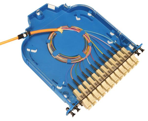 Fiber Termination Module, CT-X, Patch Only