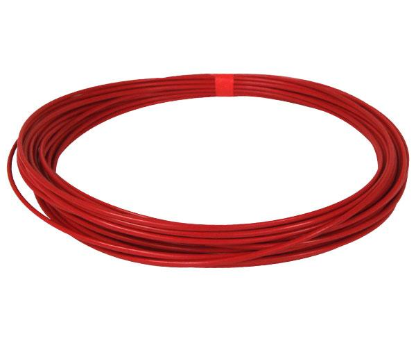 Buffer Tubing (Bulk), PVC, 900µm, 3.0mm, RoHS, Available in Multiple Colors price per ft.