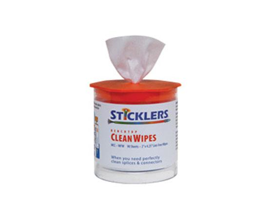 Fiber Optic Cleaning Wipes