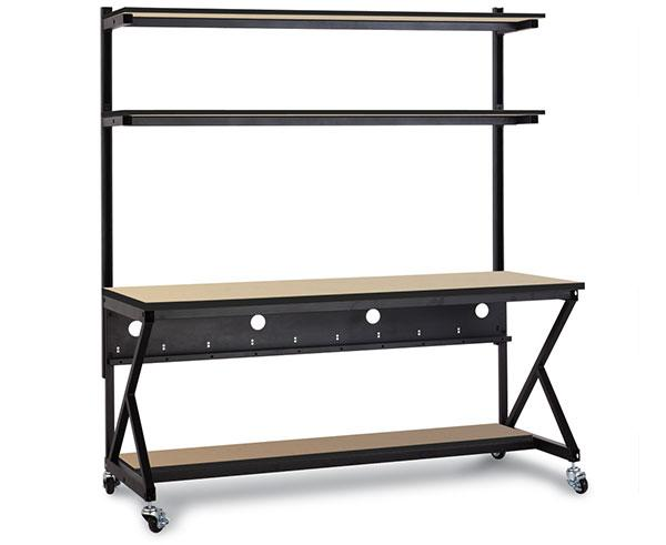 LAN Stations and Work Benches, 100 Series