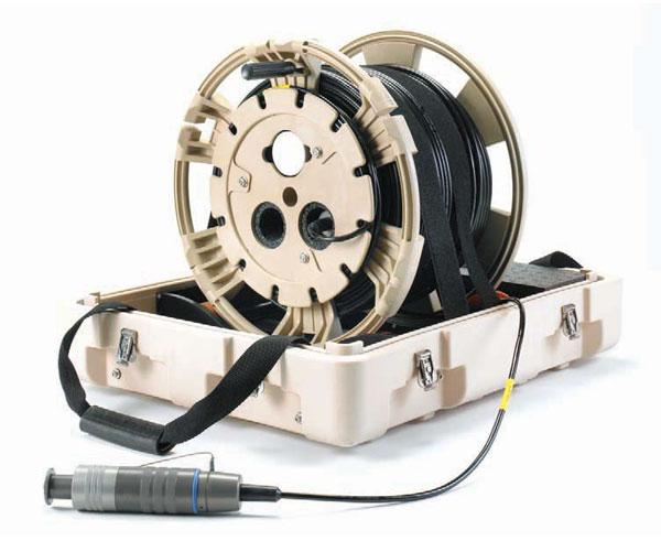 MARS Deployable Fiber Optic Cable Reels