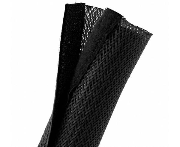 Velcro Expandable Braided Sleeve Cable Sock 85mm x 2m