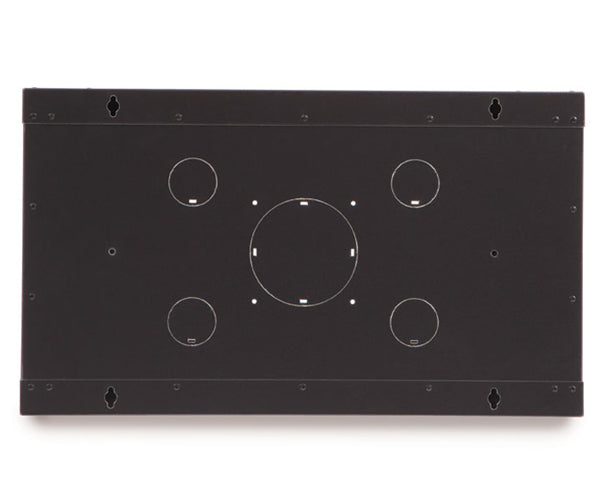 Network Rack, Fixed Wall Mount Enclosure, Vented Door 6U 5 of 6